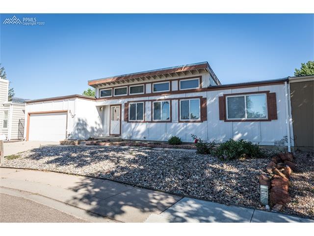 810 San Antonio Place, Colorado Springs, CO 80906