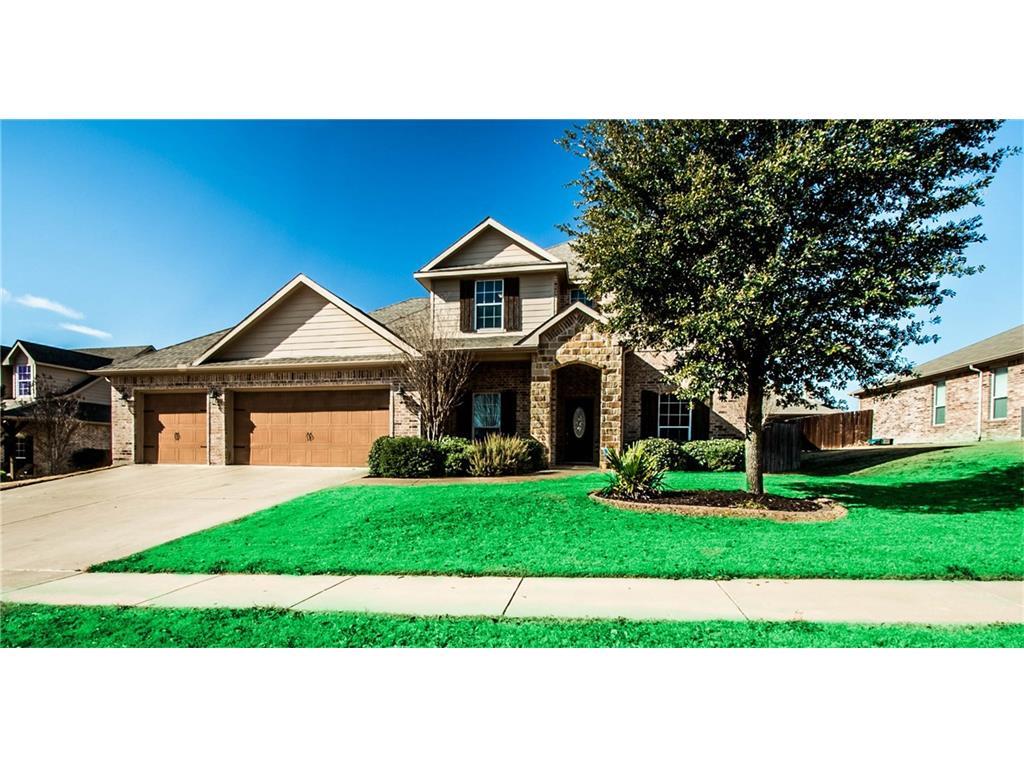 617 Sage Brush Drive, Weatherford, TX 76087