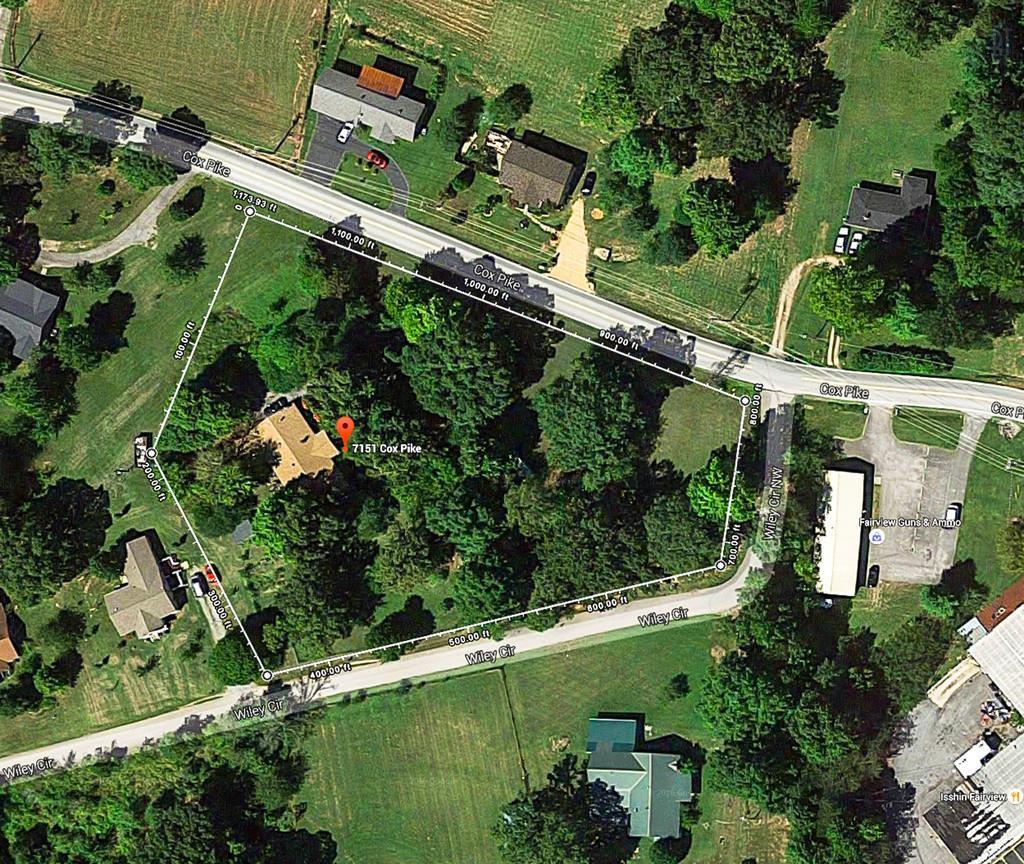 7151 Cox Pike, Fairview, TN 37062