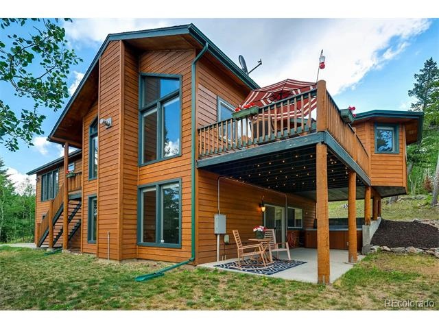 11667 Leavenworth Drive, Conifer, CO 80433