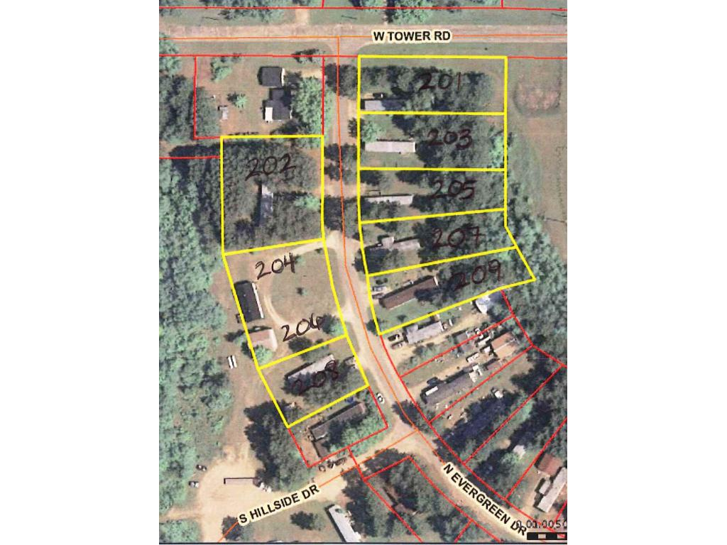9 Lots Evergreen Dr, Wheeler, WI 54772