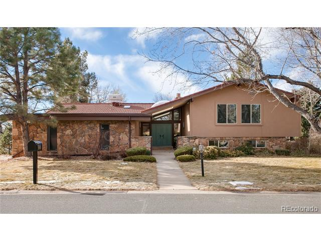 5880 S Happy Canyon Drive, Cherry Hills Village, CO 80111