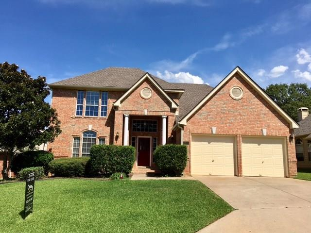 2603 HILLSIDE Drive, Highland Village, TX 75077
