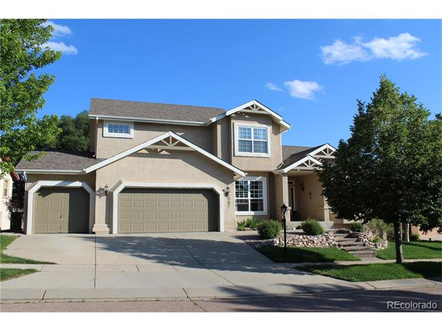 2907 Glen Arbor Drive, Colorado Springs, CO 80920