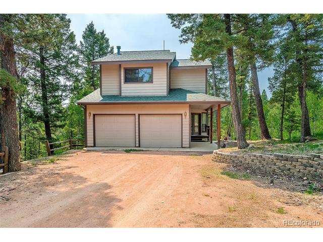 847 Ridge Road, Divide, CO 80814