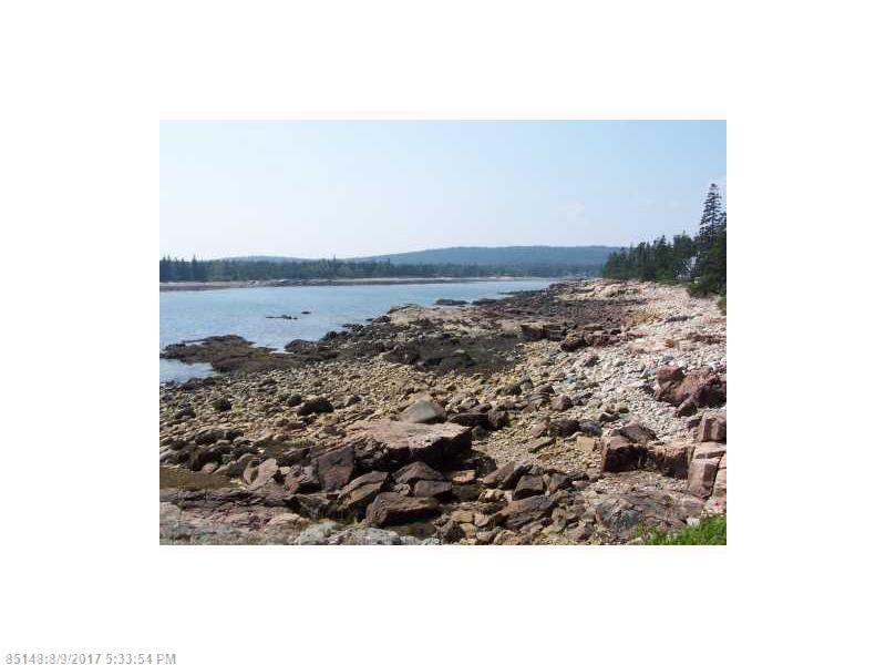 0 Prospect Point Road , Gouldsboro, ME 04607