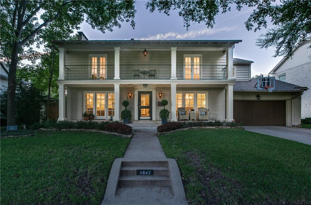4642 Edmondson Avenue, Highland Park, TX 75209