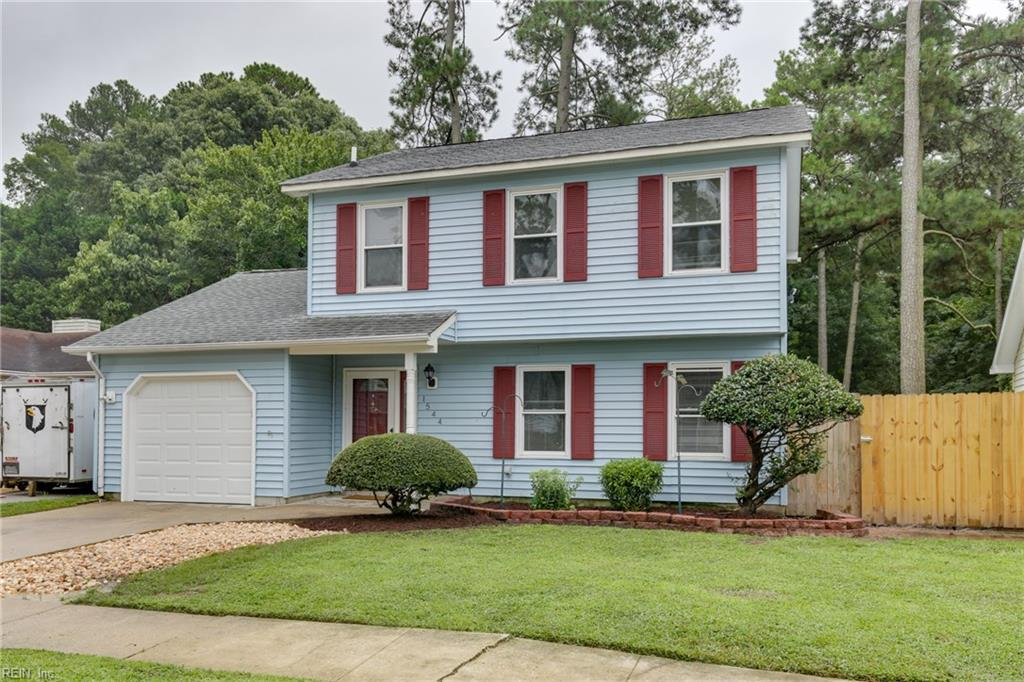 1544 HUMMINGBIRD LN, Virginia Beach, VA 23454