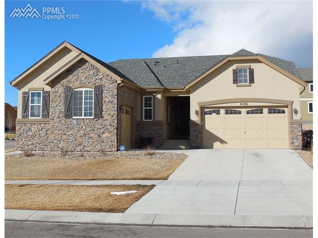 6106 Wolf Village Drive, Colorado Springs, CO 80924