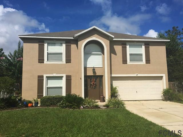 27 Buffalo Grove Drive, Palm Coast, FL 32137