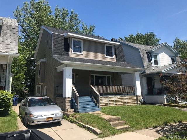 25 Nicholson Street, Buffalo, NY 14214