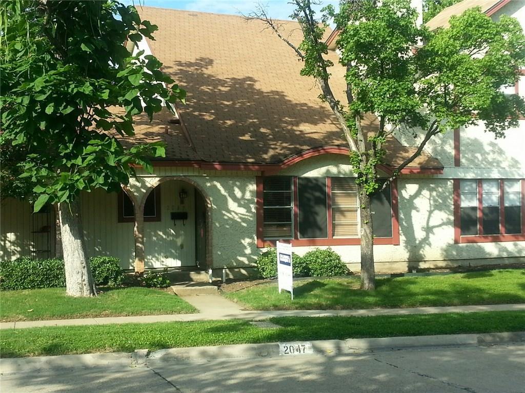 2047 Clubview Drive, Carrollton, TX 75006
