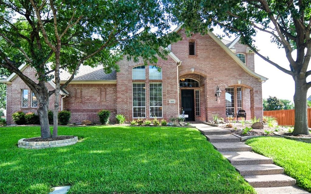3421 Brushy Creek Drive, Plano, TX 75025