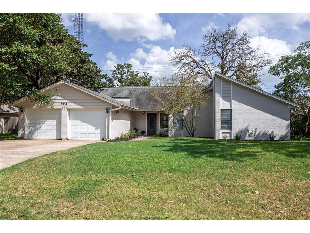2704 Brookway Drive, College Station, TX 77845