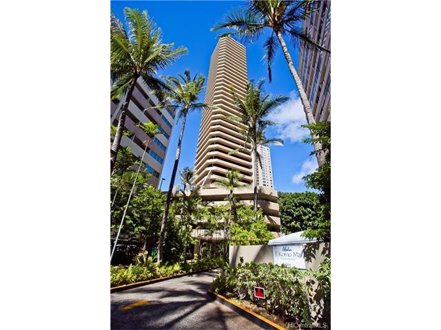 1700 Ala Moana Boulevard 1703, Honolulu, HI 96815