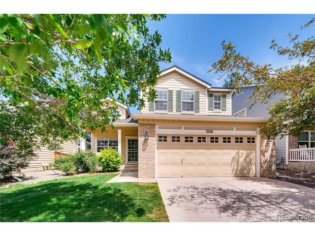 1026 Mulberry Lane, Highlands Ranch, CO 80129