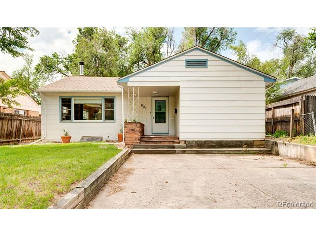 821 W Mulberry Street, Fort Collins, CO 80521