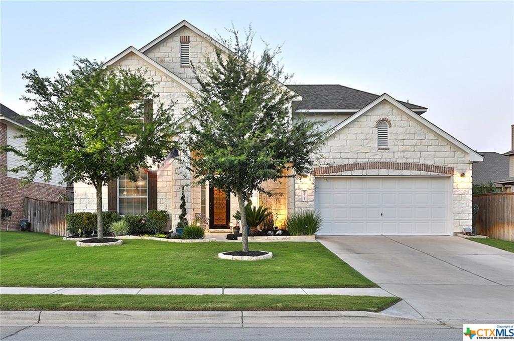 2901 Saint Christina Court, Round Rock, TX 78665