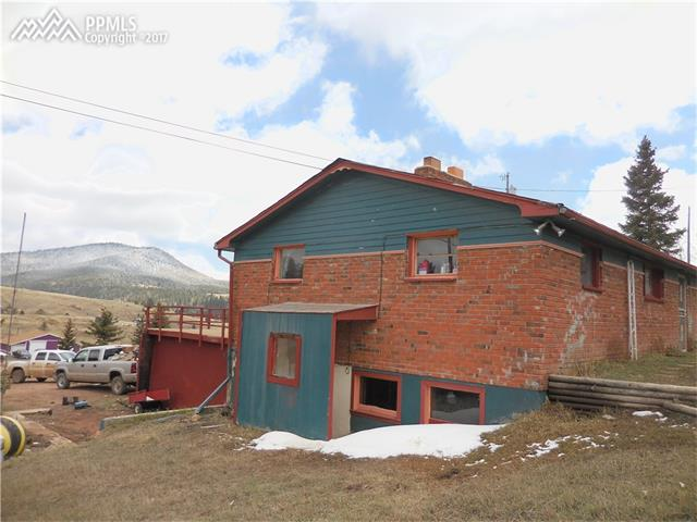 312 W LEE Avenue, Victor, CO 80860
