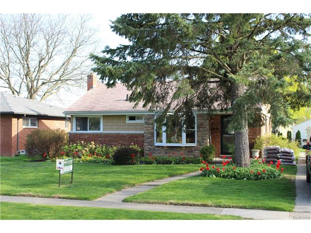 16915 BUCKINGHAM, Beverly Hills Vlg, MI 48025