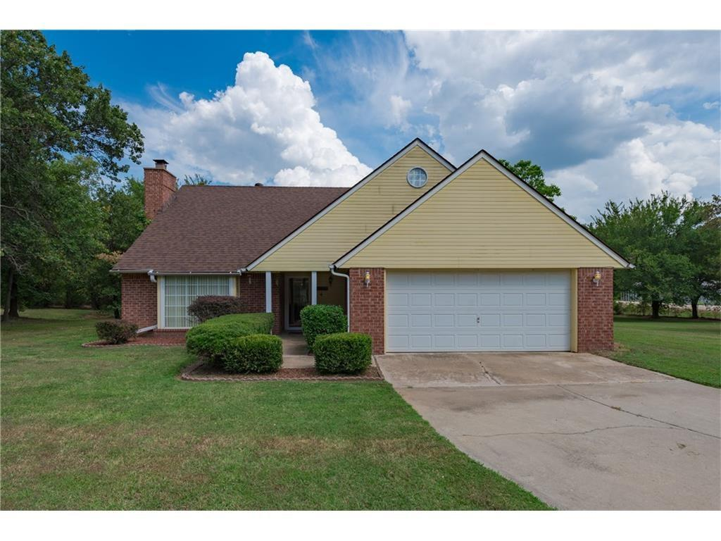 2100 S Luther Road, Harrah, OK 73045