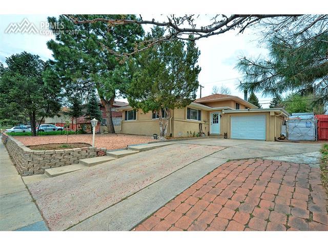 2023 N Circle Drive, Colorado Springs, CO 80909