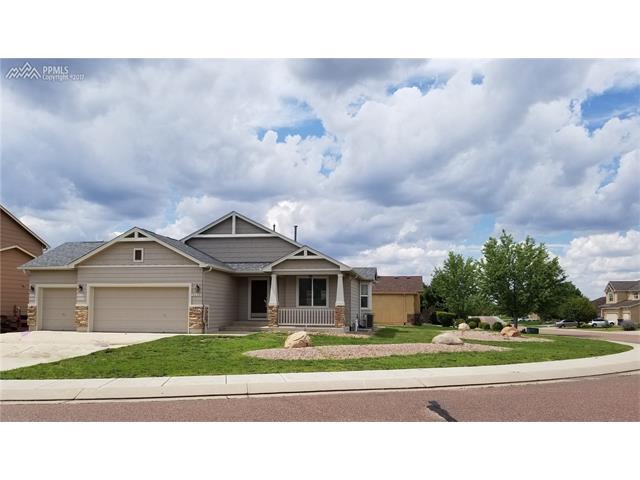 5130 Barnstormers Avenue, Colorado Springs, CO 80911