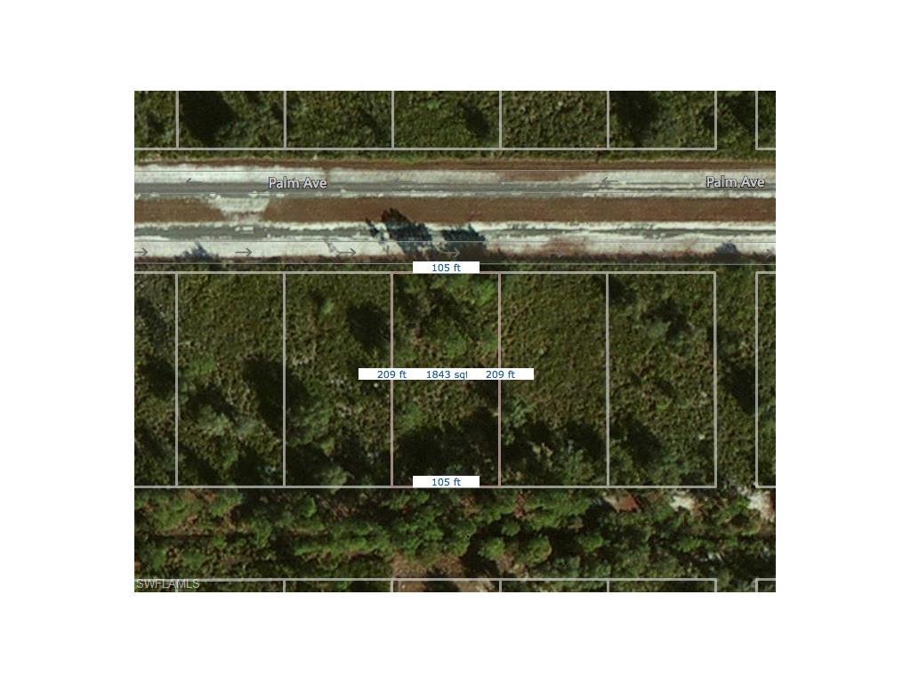 1105 Palm AVE, INDIAN LAKE ESTATES, FL 33855