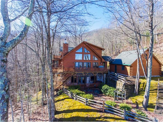 170 Galuladi Trail, Maggie Valley, NC 28751