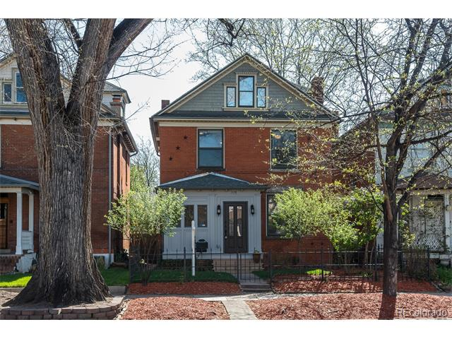 318 N Lincoln Street, Denver, CO 80203