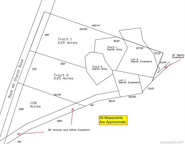 1740 Rock Hill Church Road Tract 1, Matthews, NC 28104
