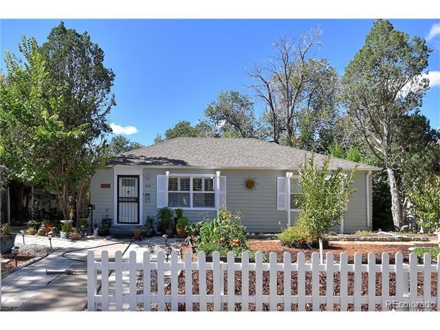 2118 N Wahsatch Avenue, Colorado Springs, CO 80907