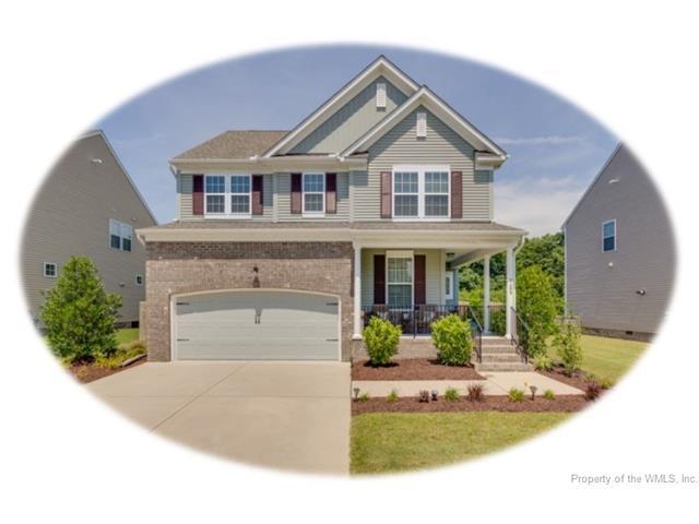 8459 Sheldon Branch Place, Toano, VA 23168