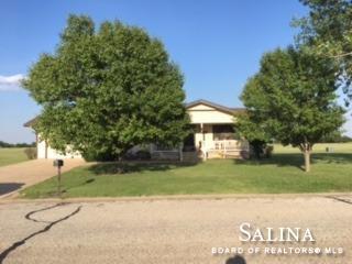207 N Evans Street, Ellsworth, KS 67439