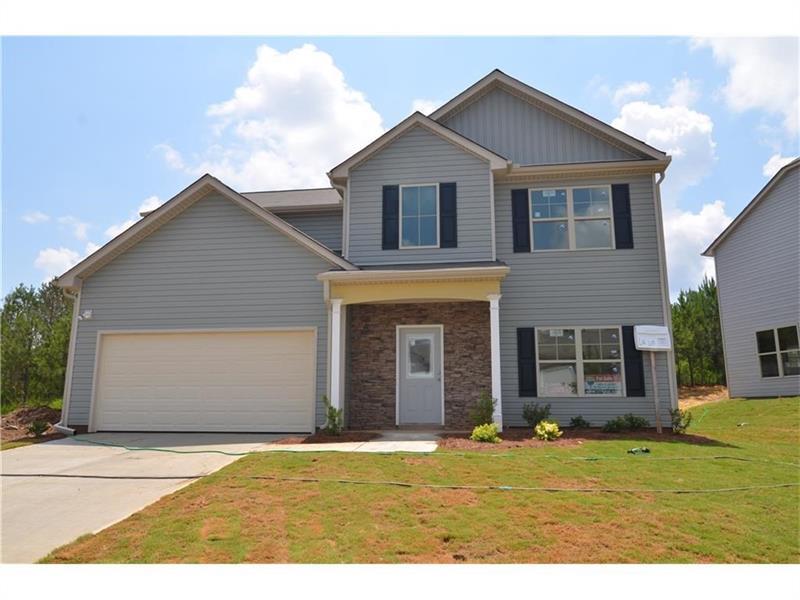 452 Shady Glen N/A, Dallas, GA 30132