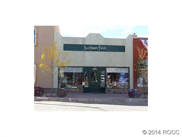 208 MAIN Street, Westcliffe, CO 81252