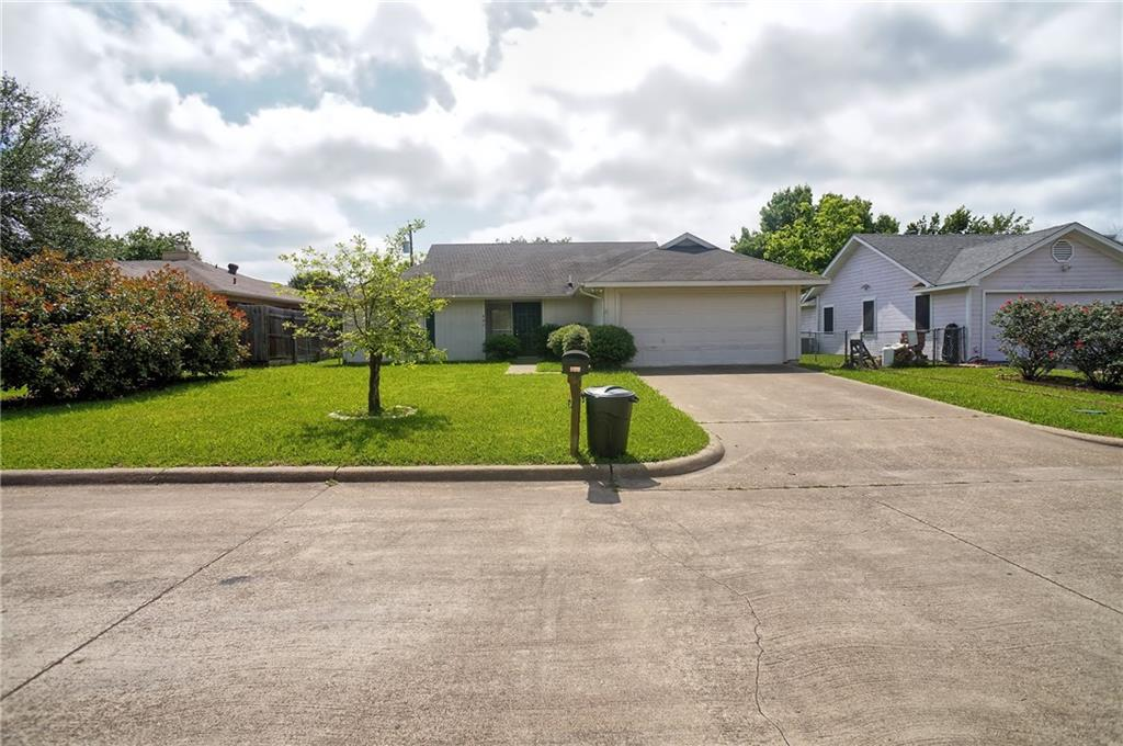842 Linda Drive, Terrell, TX 75160