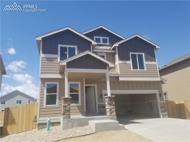10638 Outfit Drive, Colorado Springs, CO 80925