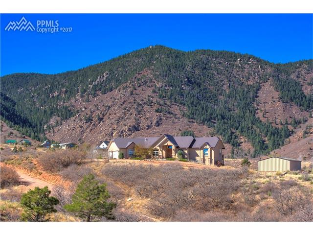 15260 Rockview Drive, Colorado Springs, CO 80921