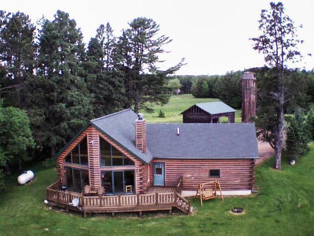 1780 HILMAR OLSON RD 160 Acres, Ogema, WI 54459