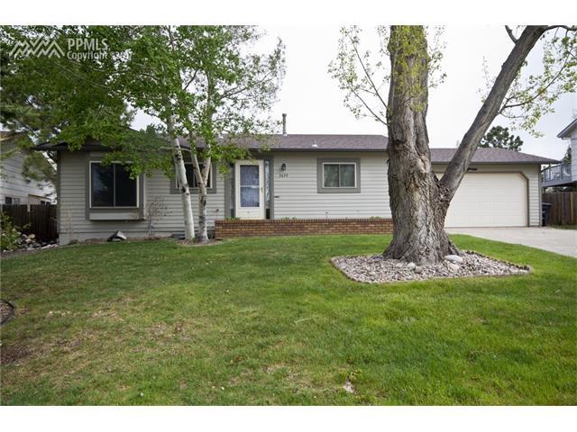 3640 Misty Meadows Drive, Colorado Springs, CO 80920