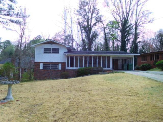 2404 SW Edgewater Drive, Atlanta, GA 30311
