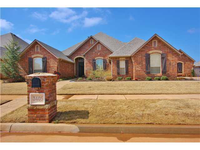3405 Wayfield, Oklahoma City, OK 73179