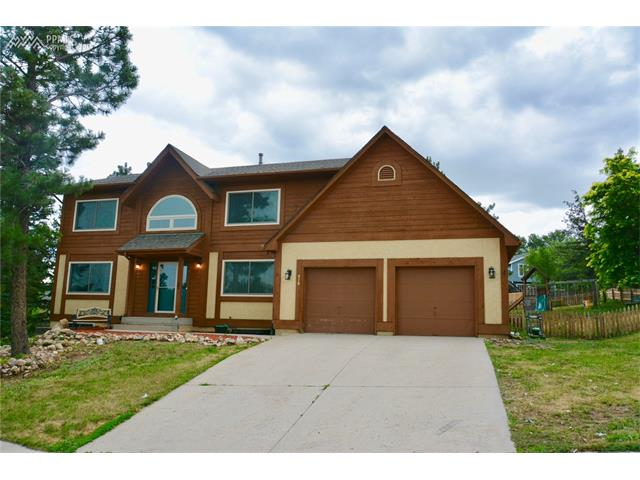 575 Brandywine Drive, Colorado Springs, CO 80906