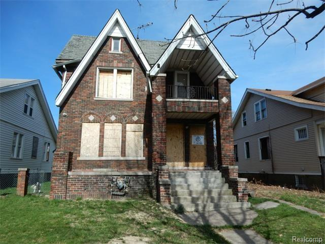 3506 HAVERHILL Street UPPER, Detroit, MI 48224