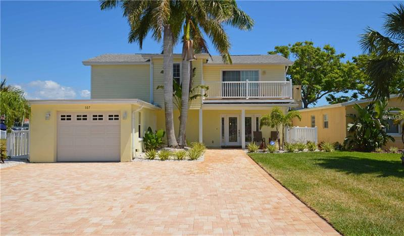florida beach waterfront houses for sale clearwater beach to st pete beach