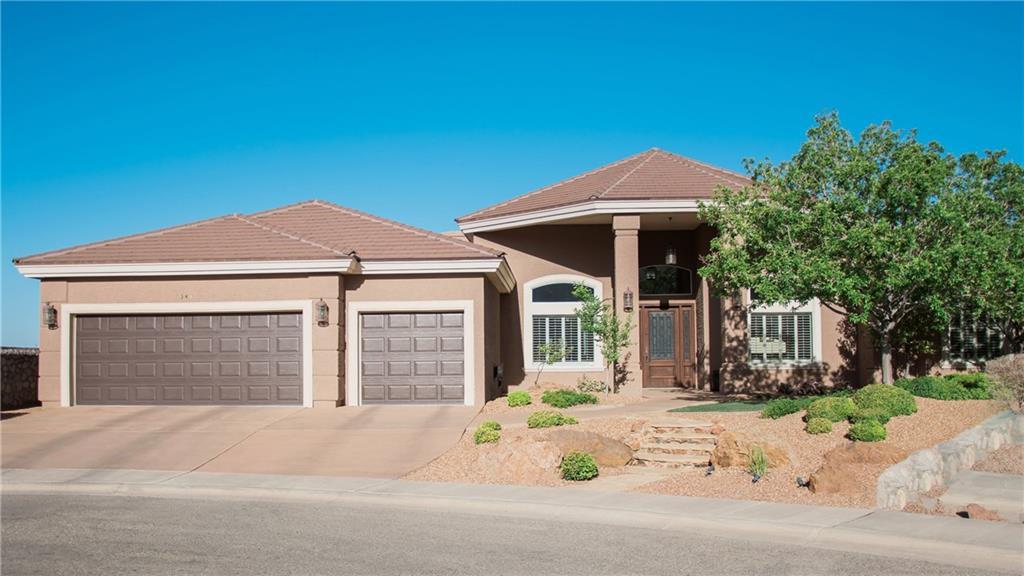 1348 Franklin Wind Place, El Paso, TX 79912
