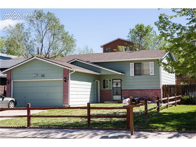 4615 Cassidy Street, Colorado Springs, CO 80911
