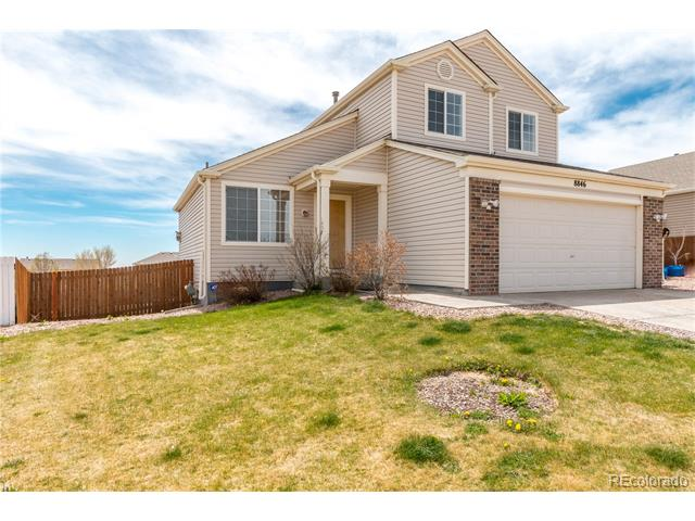 8846 Silver Glen Drive, Fountain, CO 80817