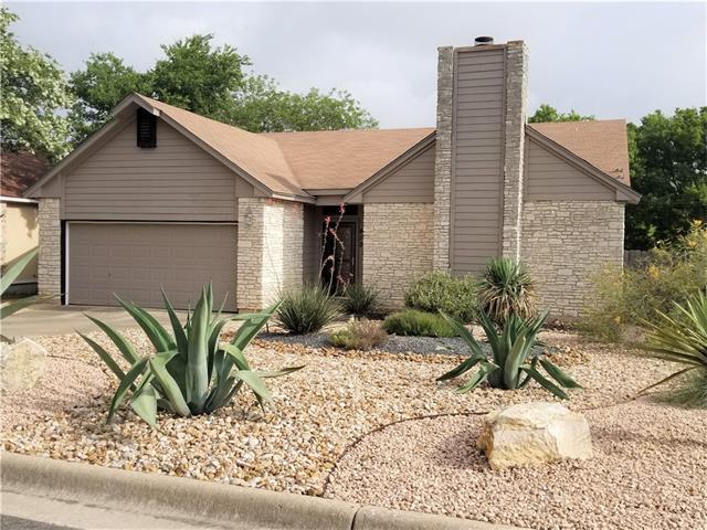 412 Purple Sage Dr, Round Rock, TX 78681